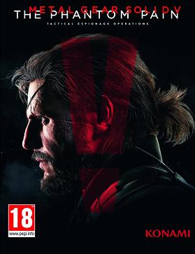 Descargar Metal Gear Solid V The Phantom Pain [MULTI][CPY] por Torrent